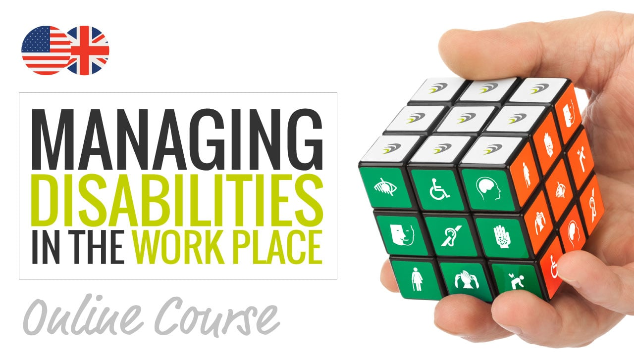 SPOC Managing Disabilities in the Work Place SPOC-English